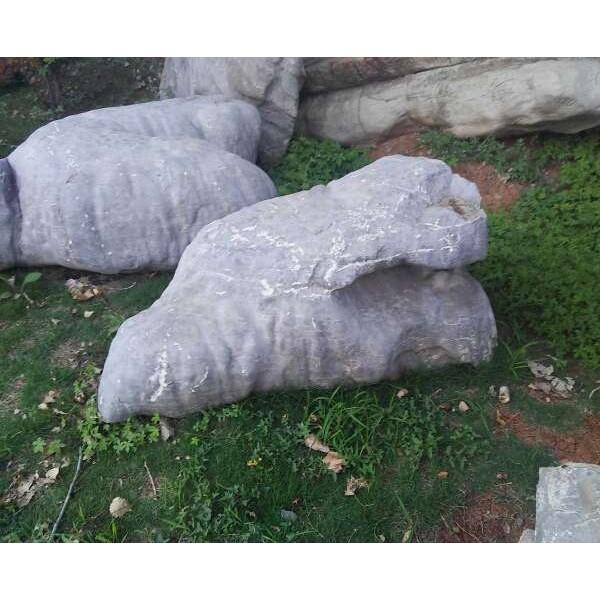 綠化石綠化帶景觀石草坪石園林石