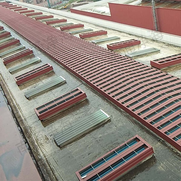 RTC鋁制屋頂風機,開敞式通風天窗,無動力風機 廠家批發