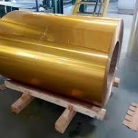 高品质彩涂铝卷厂家供应