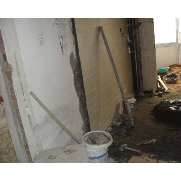 湖北旧房老房质量不太好的加固过程中改造常用的