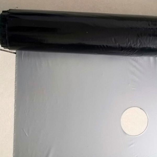 黑銀打孔地膜-防蟲保濕-反光著色-山東徽隆