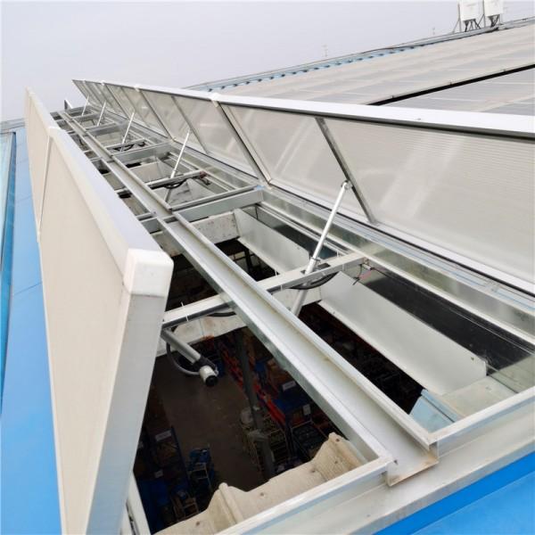 邢台三角型消防排烟窗 消防排烟天窗实力厂家