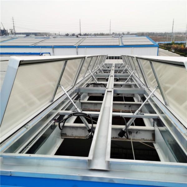 电动采光排烟天窗实力厂家 广饶采光通风天窗优质厂家