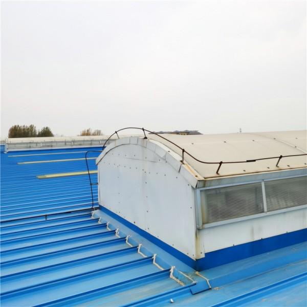 圆拱型电动采光排烟天窗厂家价格 平顶山电动排烟窗