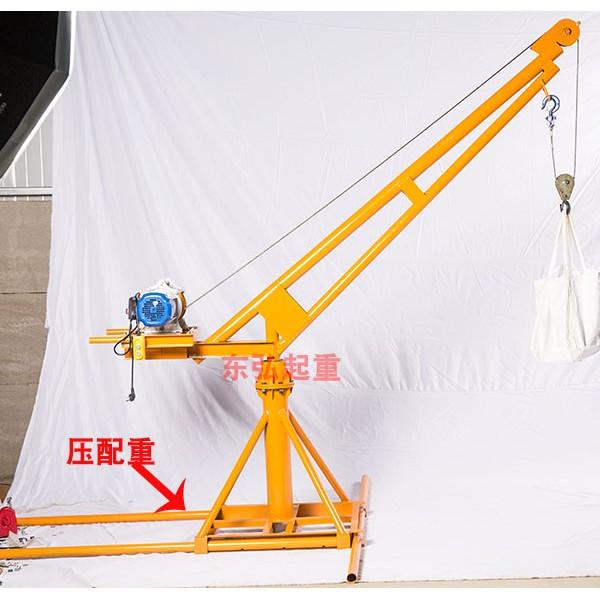河北室外小型吊运机价格-悬臂吊运机生产厂家-东弘起重