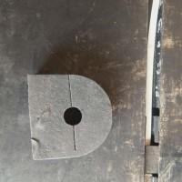EVA橡塑托码 硬质橡塑管托 eva托码河北厂家