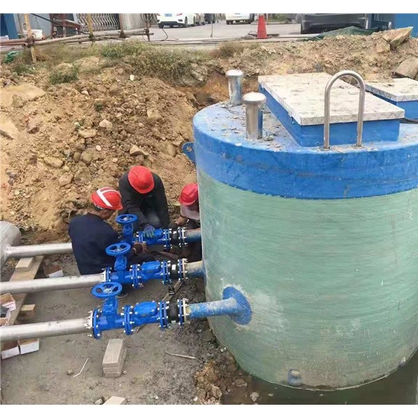 一體化雨水提升泵站
