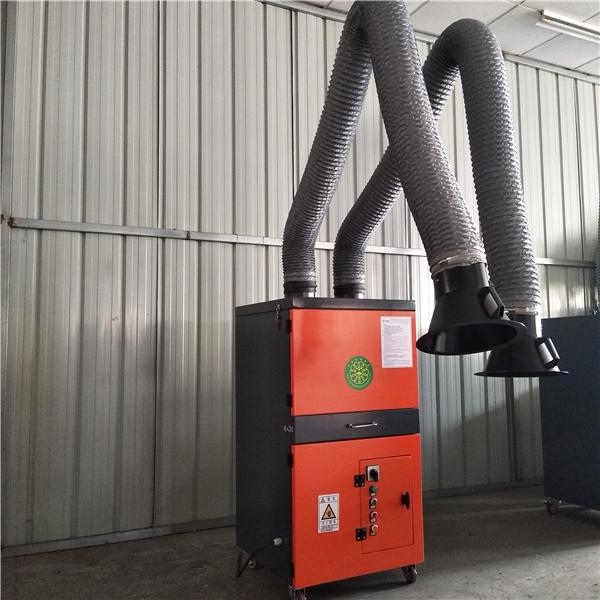 山東車間煙塵除塵器(威海焊煙除塵設備)廠家直銷