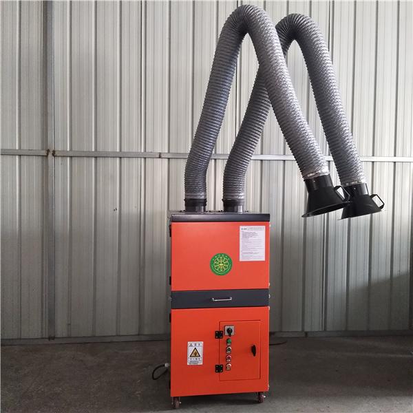 山東焊接粉塵除塵器-威海焊煙除塵設備-可制定