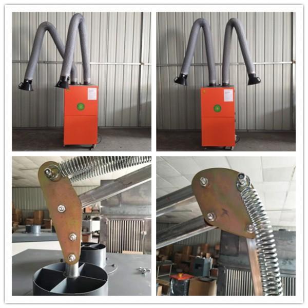 山東焊接煙霧除塵器-威海焊煙除塵設備-可制定