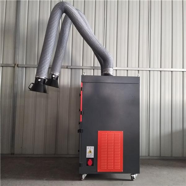 山東工業煙塵除塵器-威海焊煙除塵設備-可制定