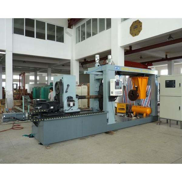 CNC數控彈簧熱卷機(四軸數控)-桂林瑞特