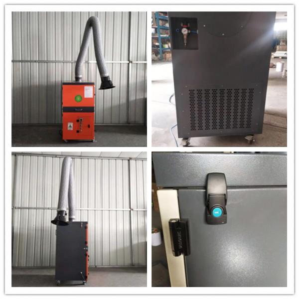 山東車間焊接煙塵設備效果好-威海移動焊煙除塵設備-廠家直銷