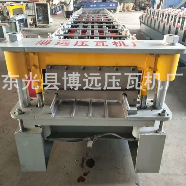 430鋁鎂錳板壓瓦機 博遠430鋁鎂錳壓型機