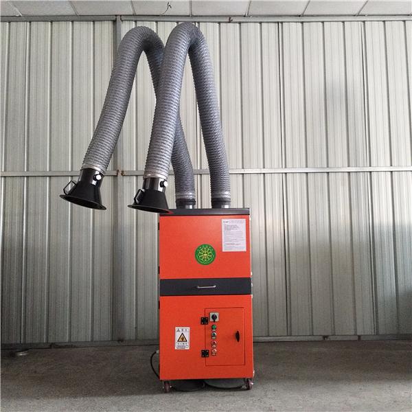 山東實用焊煙除塵設備生產廠家-青島移動焊煙除塵設備-可定制