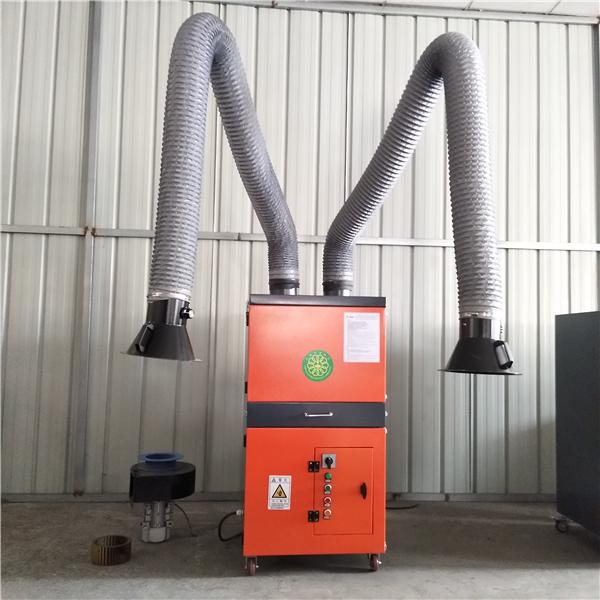 山東焊煙除塵設備哪里有-青島移動焊煙除塵設備-廠家直銷