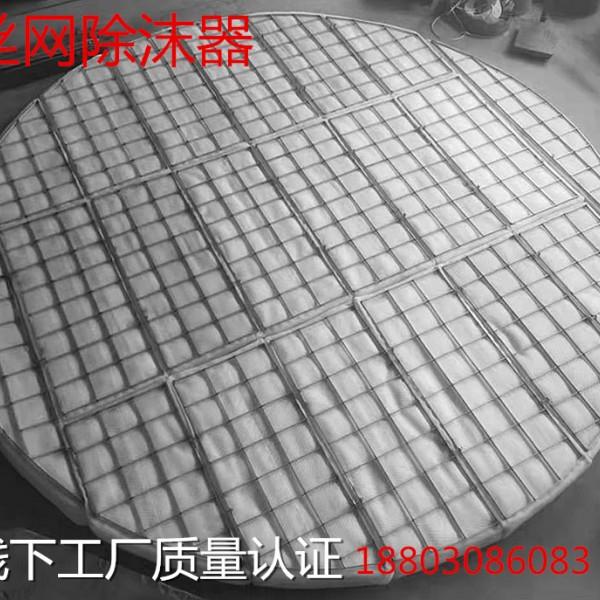 環保設備絲網除沫器 焚燒爐專用絲網除霧器 安平不銹鋼絲網定制