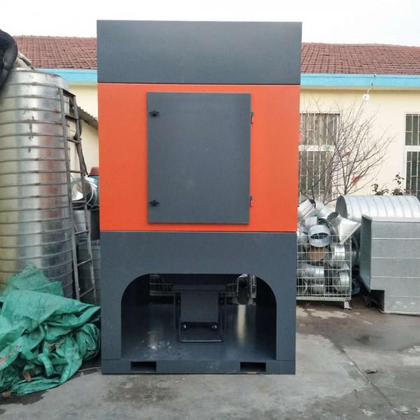 山東工業粉塵凈化設備(青島多濾筒除塵設備)廠家直銷