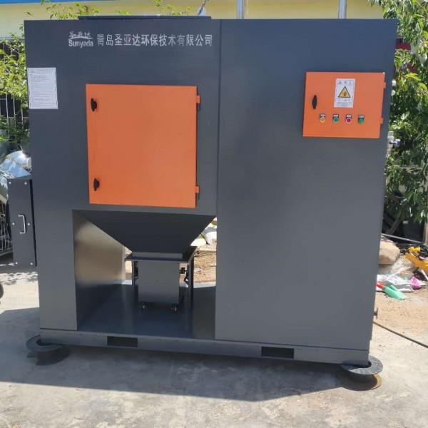 山東工業煙霧凈化器-青島多濾筒除塵設備-可制定