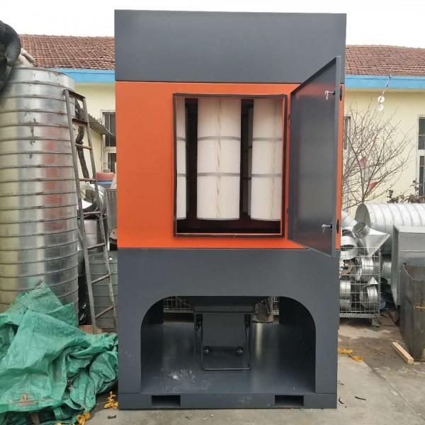 山東工業多濾筒除塵器(青島多濾筒除塵設備)廠家直銷