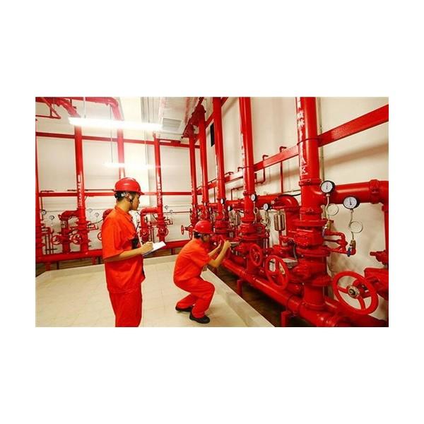 氣體滅火設備檢測