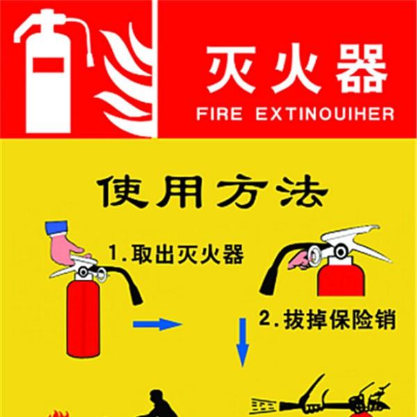 消防安全设备设施安全检查