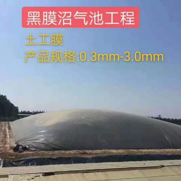 黑膜沼氣池生產廠家 黑膜沼氣池批發價格